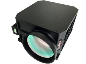 long range cooled MWIR thermal camera with laser range finder-SPI