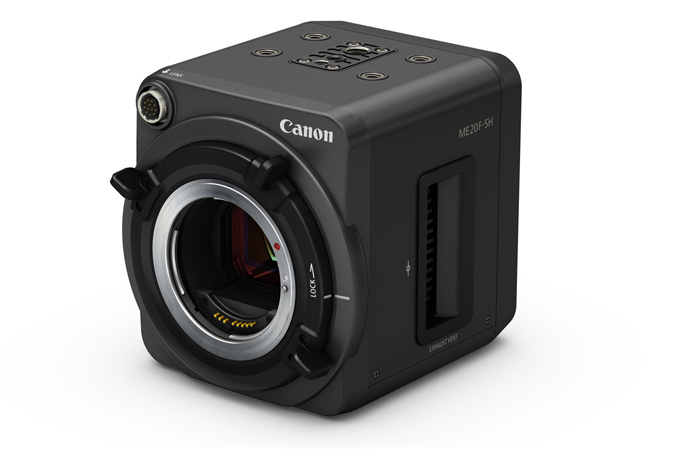 Canon Low Light Camera ME20F-SH
