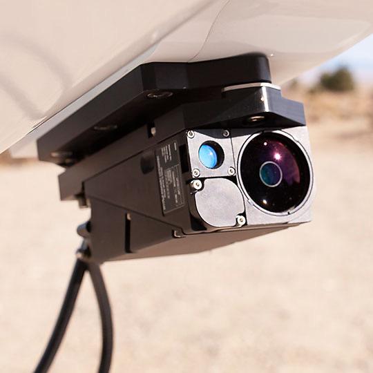 Long Range PTZ thermal FLIR imaging EOIR Pan Tilt PTZ LRF Cooled uncooled surveillance Security Gimbal camera