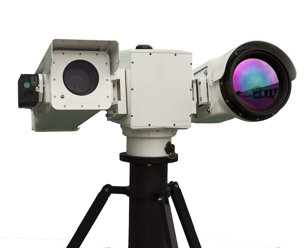 long range cooled flir thermal camera