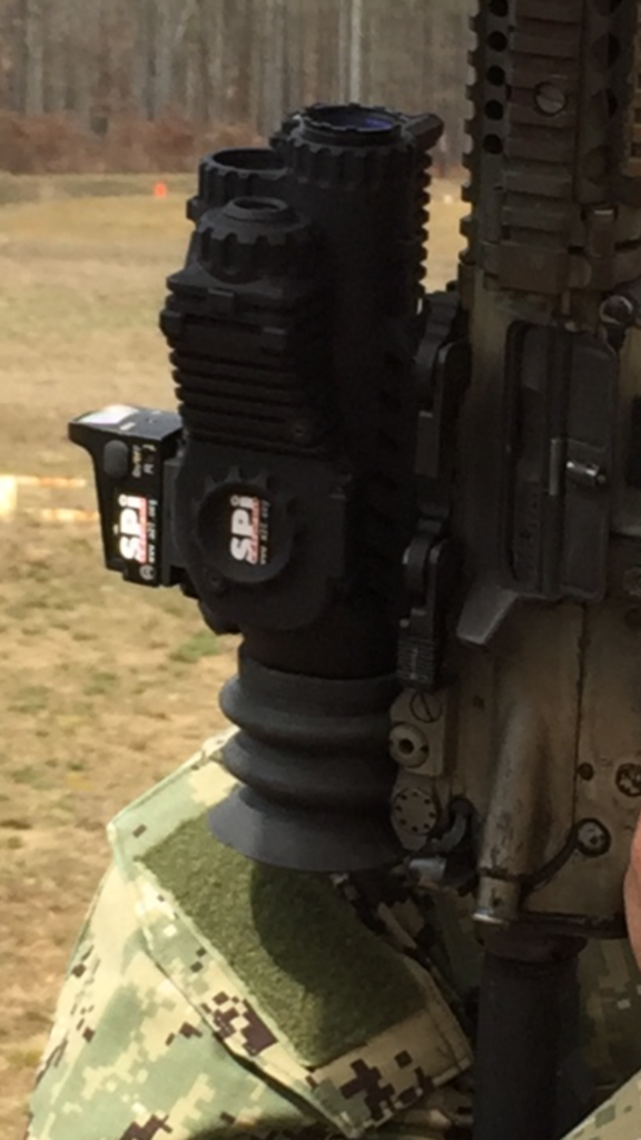 Fusion thermal Flir scope sight