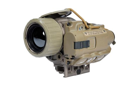 CRATOS Thermal clip on scope